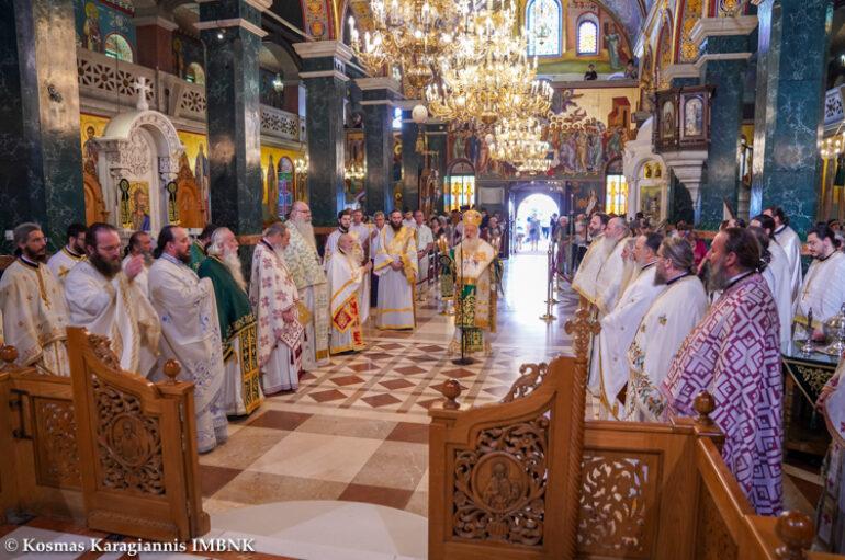 Η Βέροια εόρτασε τον Πολιούχο της Όσιο Αντώνιο