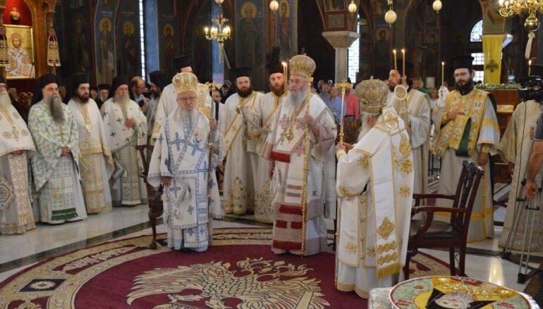 Πρώτος εορτασμός του Αγίου Καλλινίκου στην Έδεσσα