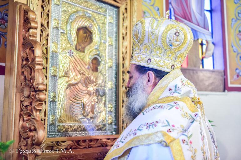 Η Εορτή του Αγίου Αλεξάνδρου στην Ι. Μ. Λαγκαδά