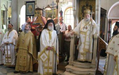 Πρώτος εορτασμός του Οσίου Ιωσήφ του Σπηλαιώτου στην γενέτειρά του την Πάρο