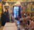 Ο Μητροπολίτης Χαλκίδος στις πλημμυρόπληκτες Ενορίες Πολιτικών και Μπούρτζι