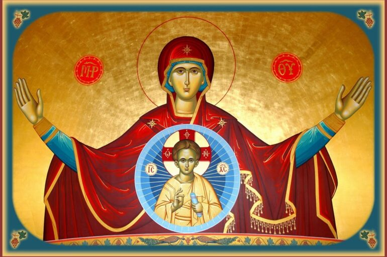 Παρακλήσεις Δεκαπενταυγούστου: Γιατί παρακαλούμε την Παναγία;