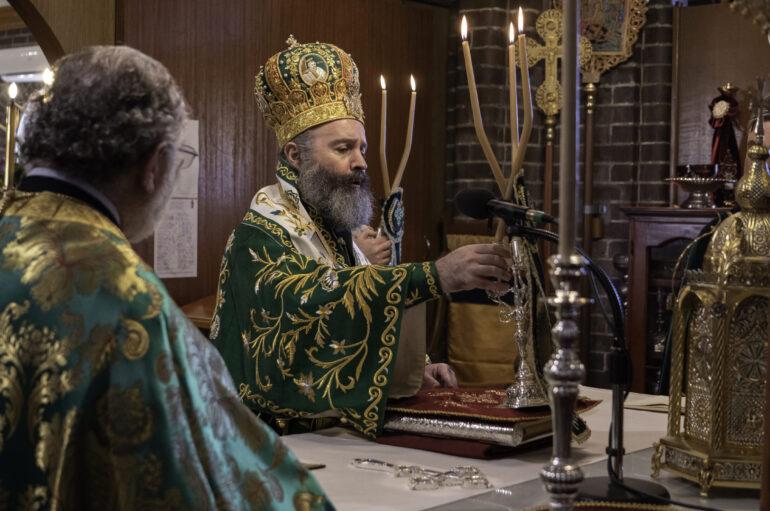 Εορτή Ανακομιδής του Ιερού Λειψάνου του Αγίου Στεφάνου στο Σύδνεϋ