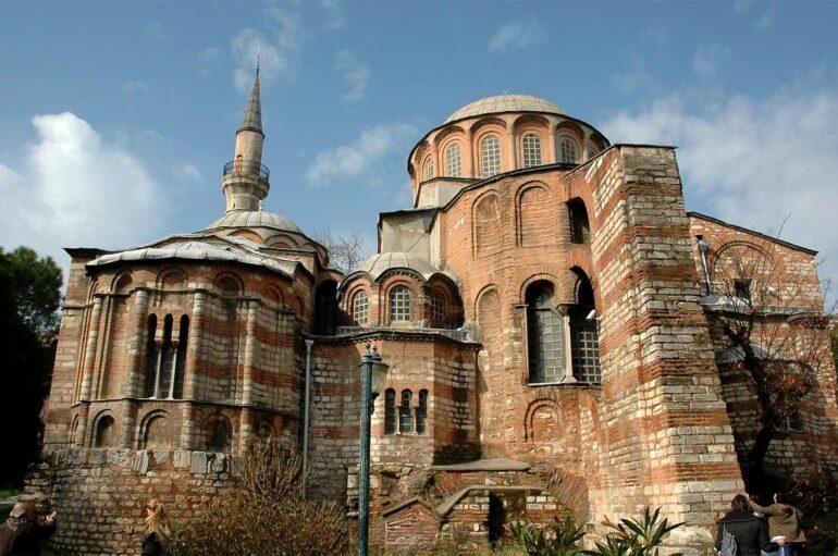 H ΔΙΣ εκφράζει την απογοήτευσή της για την μετατροπή της Μονής της Χώρας σε τζαμί