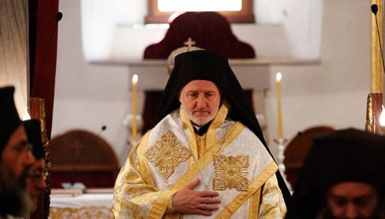 Αρχιεπίσκοπος Αμερικής για την τραγωδία στον Λίβανο: «Πενθούμε με αυτούς που πενθούν»