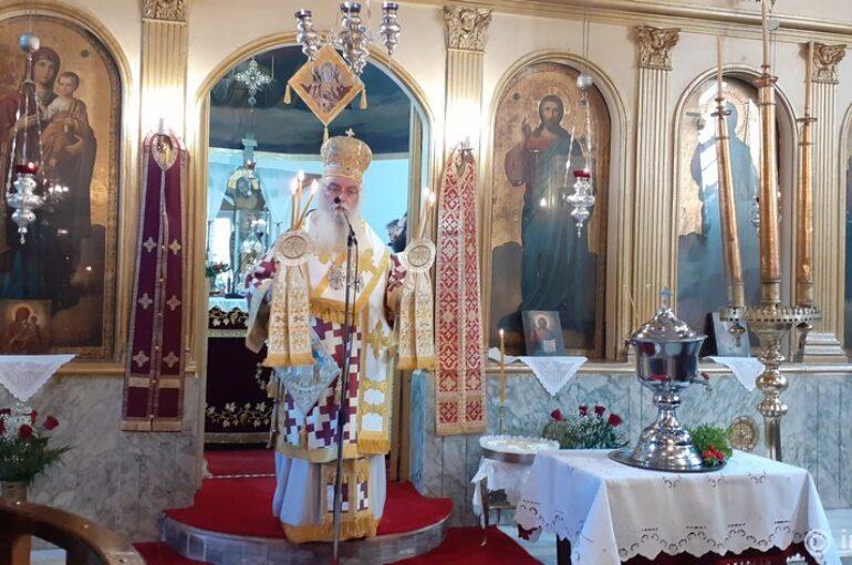 Πρώτος εορτασμός του Αγίου Νεομάρτυρος Μάρκου του Κλεισουριέως
