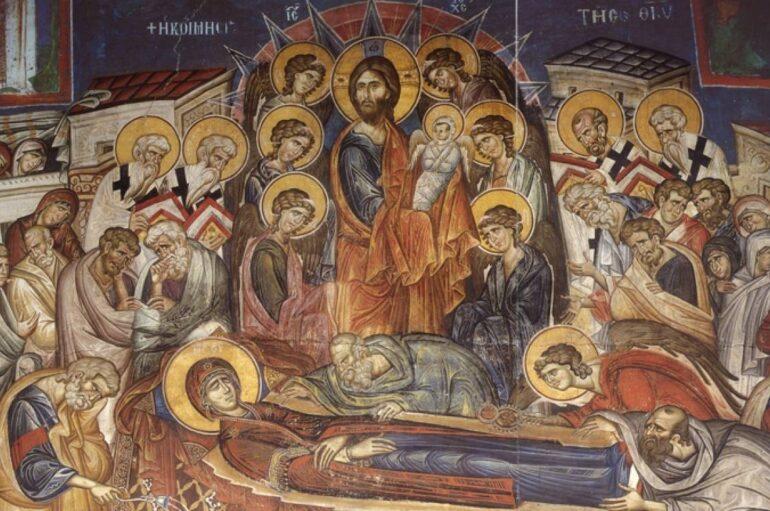 """""""Η κατακλυσμού της αμαρτίας, σώσασα κόσμον"""""""
