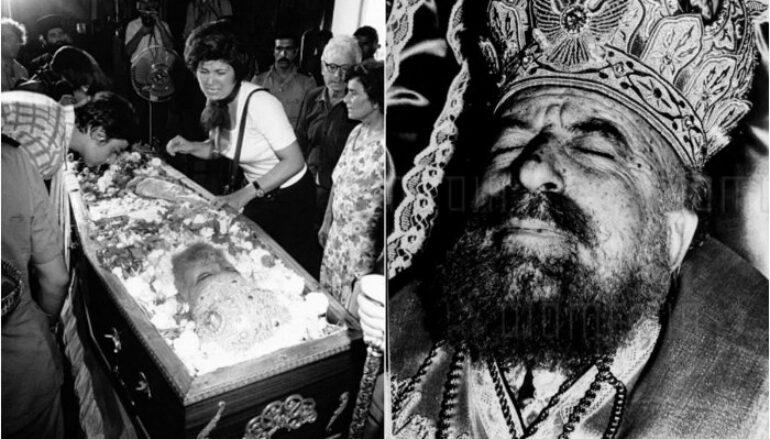 Σαράντα τρία χρόνια από τον θάνατο του Αρχιεπισκόπου Κύπρου Μακαρίου Γ'