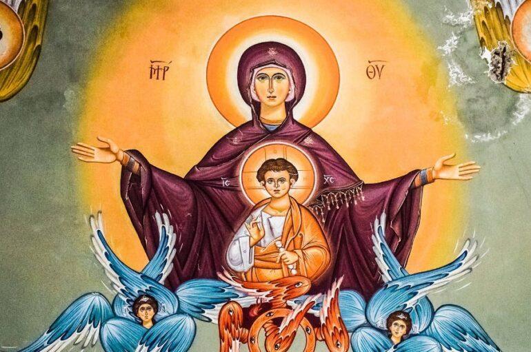 """""""Πᾶσαι τῶν ἀγγέλων αἱ στρατιαί"""""""