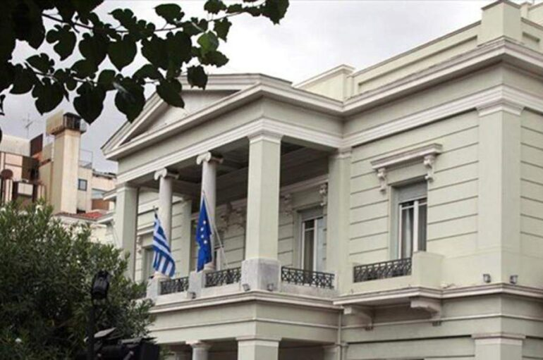 ΥΠΕΞ για Μονή Χώρας: «Η σημερινή απόφαση εκθέτει εκ νέου την Τουρκία στη διεθνή κοινότητα»