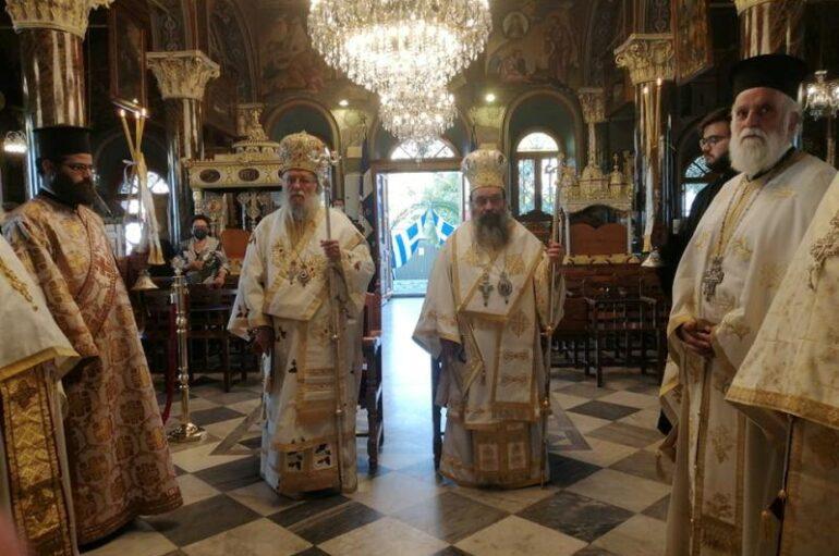 Η 175η Επέτειος Εγκαινίων του Ι. Ναού Αγίου Μάρκου Βροντάδου