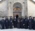 Κουρά νέου Μοναχού στην Ιερά Μονή Αμπελακιωτίσσης Ναυπάκτου