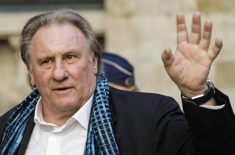 Βαπτίσθηκε Ορθόδοξος ο Γάλλος ηθοποιός Gérard Depardieu