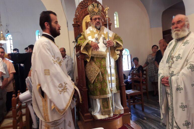 Η εορτή του Τιμίου Σταυρού στην Ιερά Μητρόπολη Μεσσηνίας