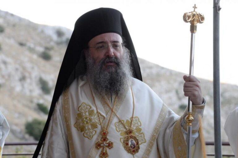 """Πατρών Χρυσόστομος: """"Ἡ Κωνσταντινούπολη εἶναι στό νοῦ καί στήν καρδιά μας…"""""""