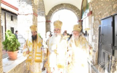 Πρώτος εορτασμός του Αγίου Νεομάρτυρος Πλάτωνος στην Καστοριά