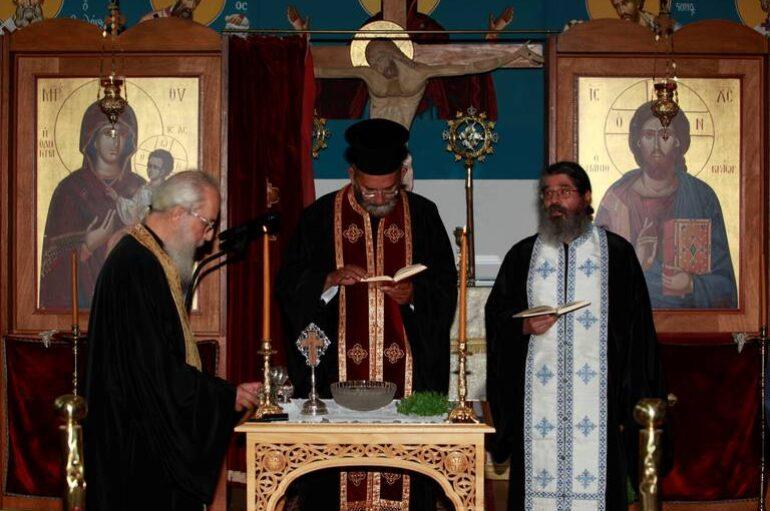 Αγιασμός για την έναρξη του νέου Ακαδημαϊκού έτους στη Θεολογική Σχολή του ΕΚΠΑ