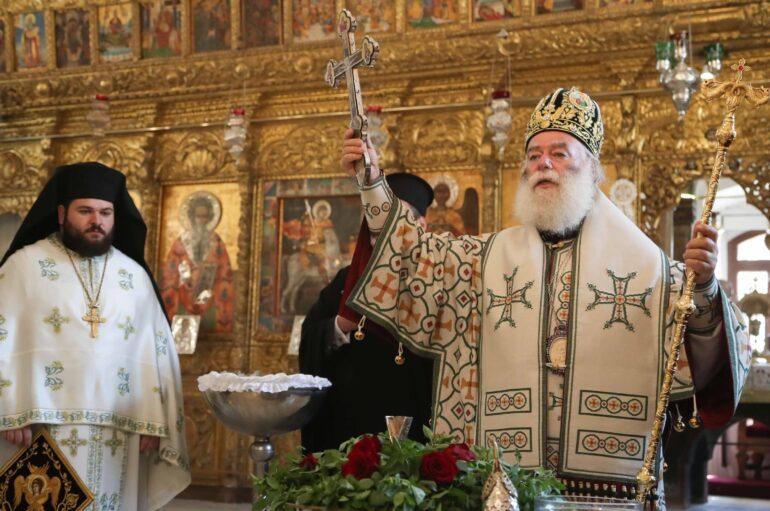 Ο εορτασμός της Υψώσεως του Τιμίου Σταυρού στην Κύπρο