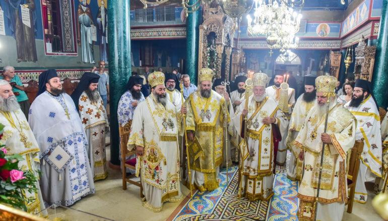 Αγρυπνία ευρέσεως Ιερών Λειψάνων της Αγίας Κυράννης στην ιστορική Όσσα