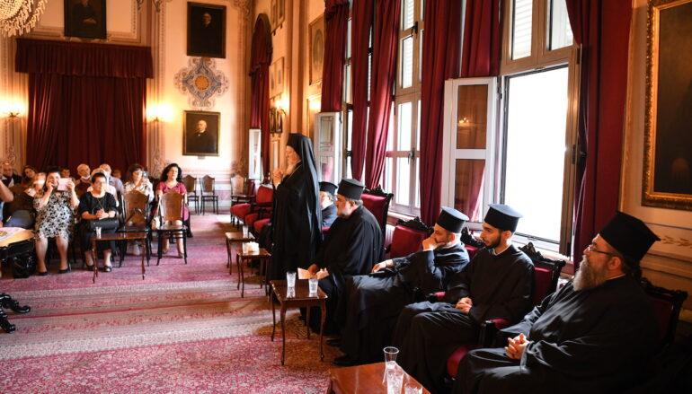 """Οικουμενικός Πατριάρχης: """"Υπομένουμε και προσευχόμεθα"""""""