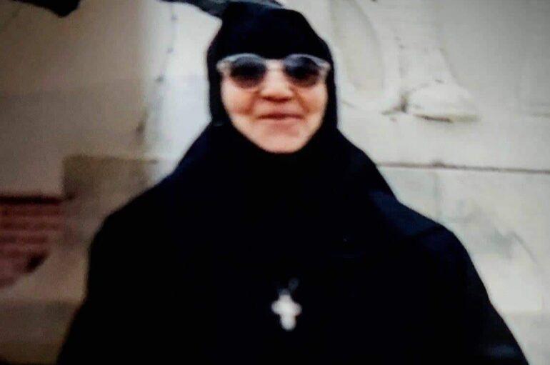 Εκοιμήθη η Μοναχή Νειλία της Ι. Μ. Μαντινείας