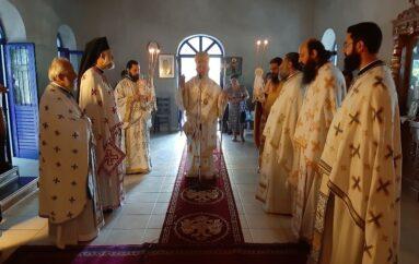 Ποιμαντική περιοδεία του Μητροπολίτη Χαλκίδος στην Βόρεια Εύβοια