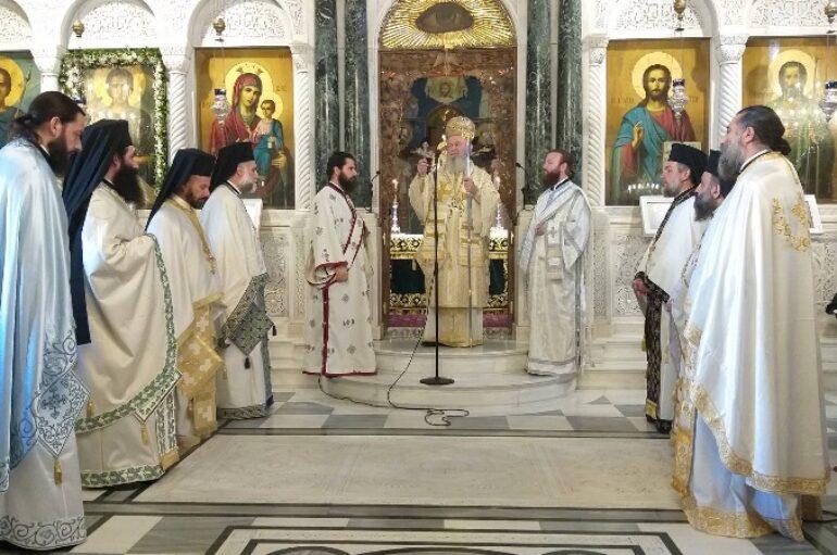 Δεύτερος ετήσιος εορτασμός του Οσίου Ιωάννου του Ρώσου στην Εύβοια