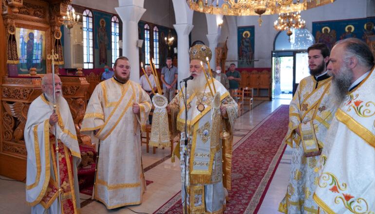Κυριακή μετά την ύψωση του Τιμίου Σταυρού στο Καμποχώρι Ημαθίας