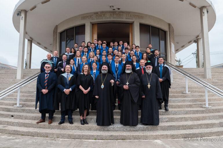"""""""Εν ειρήνη προέλθωμεν"""", προέτρεψε τους νέους ο Αρχιεπίσκοπος Αυστραλίας"""