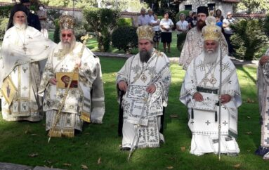 Το Γενέσιον της Υπεραγίας Θεοτόκου στην Ι. Μητρόπολη Καλαβρύτων