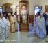 Αρχιερατική Θ. Λειτουργία στον Ι. Ναό Κοιμήσεως της Θεοτόκου Ναούσης