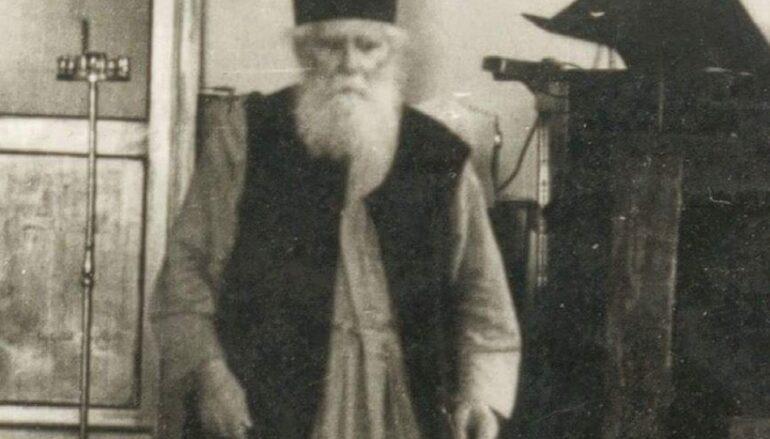 Στο Οικ. Πατριαρχείο η Αγιοκατάταξη του π. Γερβασίου Παρασκευόπουλου