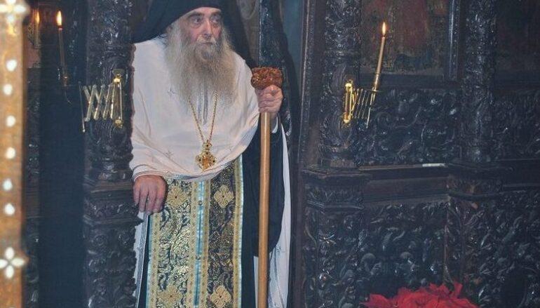 Εκοιμήθη ο Αρχιμ. Νικηφόρος Κυπριανός της Ι.Μ. Μεσογαίας