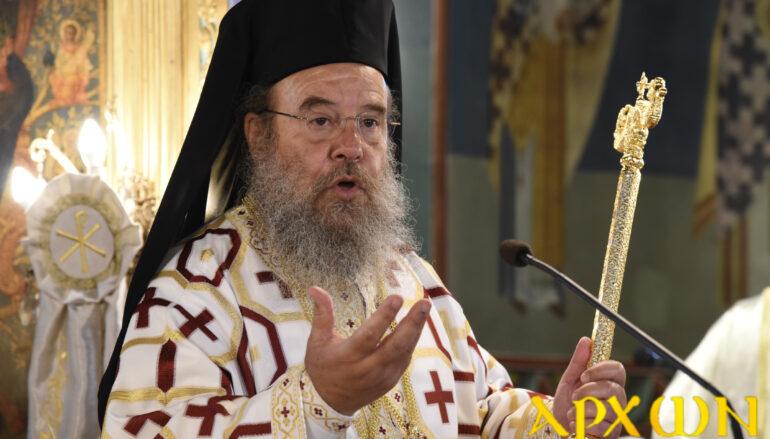 """Ιερισσού: """"Ο Σταυρός του Κυρίου δεν είναι Σύμβολο, αλλά τρόπος Ζωής!"""""""