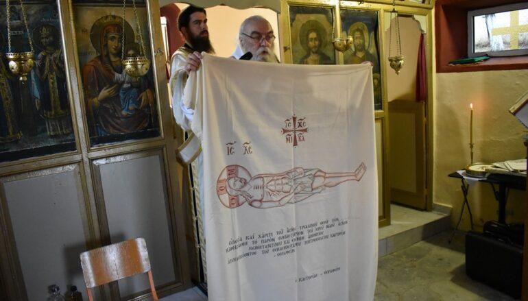 Εγκαίνια Παρεκκλησίου στο Ακόντιο Διποταμίας από τον Μητροπολίτη Καστορίας