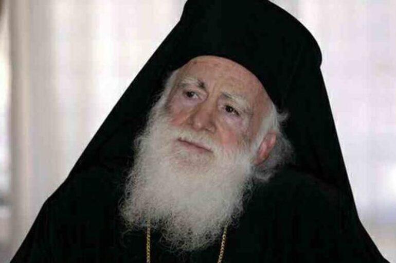 Στο ΠΑΓΝΗ ο Αρχιεπίσκοπος Κρήτης Ειρηναίος