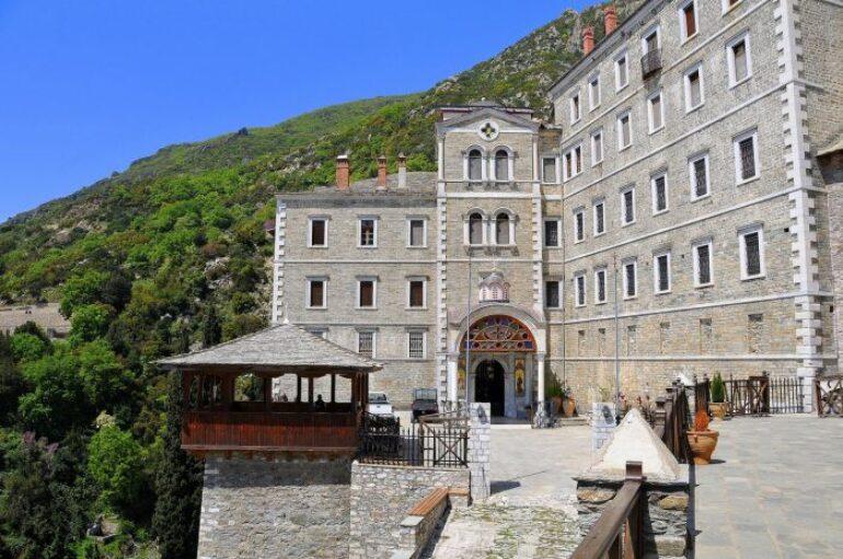 Αποσωληνώθηκε ο μοναχός της Ι. Μονής Αγίου Παύλου του Αγίου Όρους