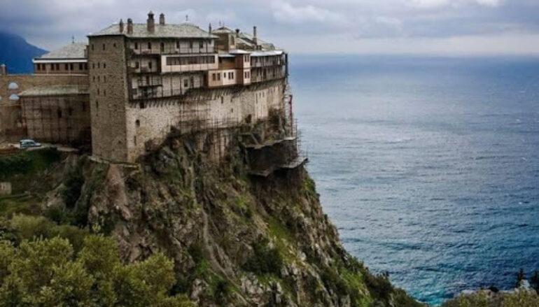 Συνεχίζονται οι σεισμικές δονήσεις στο Άγιον Όρος
