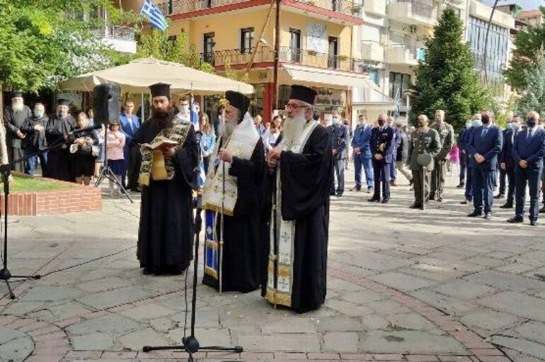 Λαμπρός εορτασμός των Ελευθερίων της πόλεως των Γρεβενών