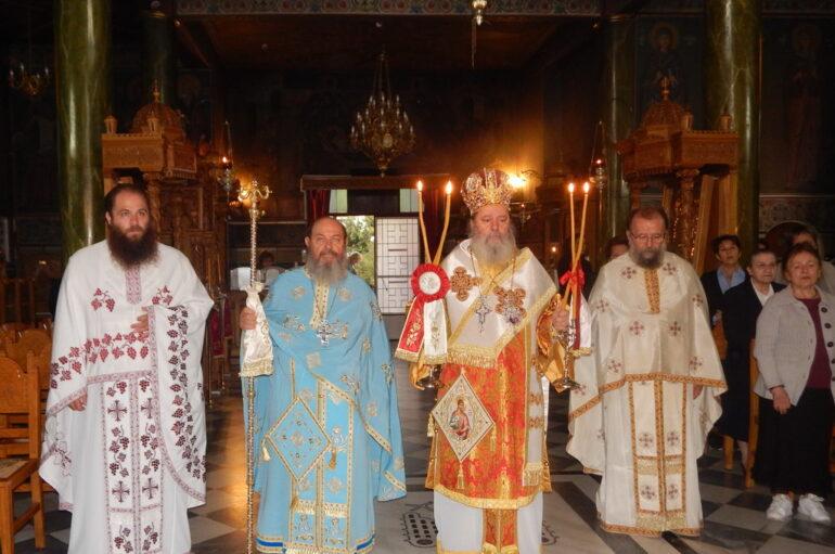 Επέτειος Χειροτονίας του Επισκόπου Κερνίτσης Χρυσάνθου