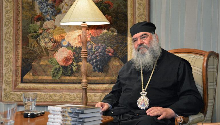 """Λεμεσού: """"Ο Αρχιεπίσκοπος δεν μπορεί να αποφασίζει μόνος του"""""""