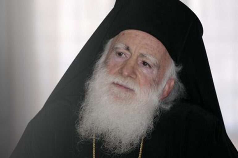 Τον Αρχιεπίσκοπο Κρήτης επισκέφθηκε ο Αρχιεπίσκοπος Αυστραλίας
