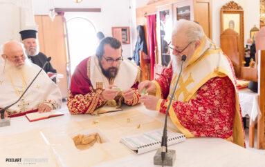 Εγκαίνια του Ιερού Ναού Αγίου Δημητρίου Κουνουπιδιανών Χανίων
