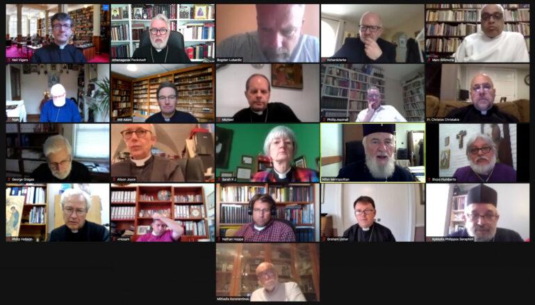 Διεθνής Επιτροπή του Θεολογικού Διαλόγου Αγγλικανών και Ορθοδόξων