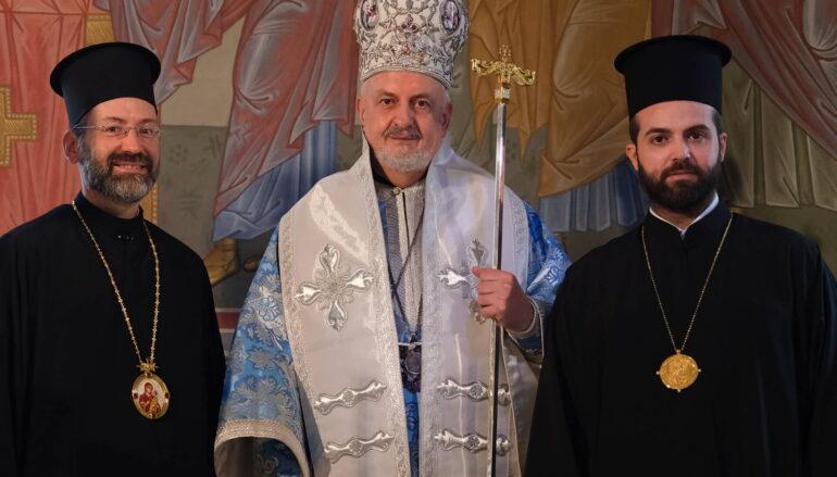 Η Πανήγυρις της Ι. Μονής Αγίας Σκέπης Μπουσί στη Γαλλία