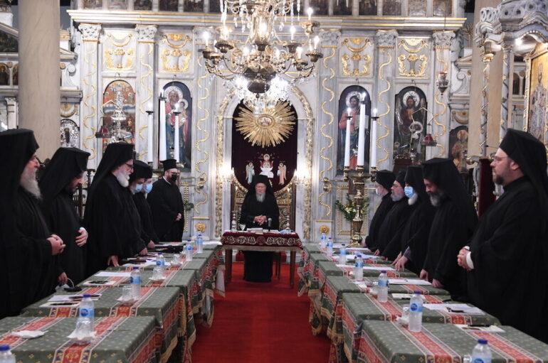 Η Ιερά Σύνοδος του Οικ. Πατριαρχείου για την Αυτόνομη Εκκλησία της Φιλλανδίας
