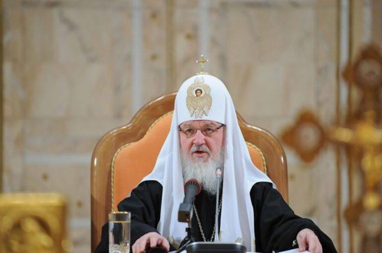 Η πρώτη αντίδραση του Πατριαρχείου Μόσχας