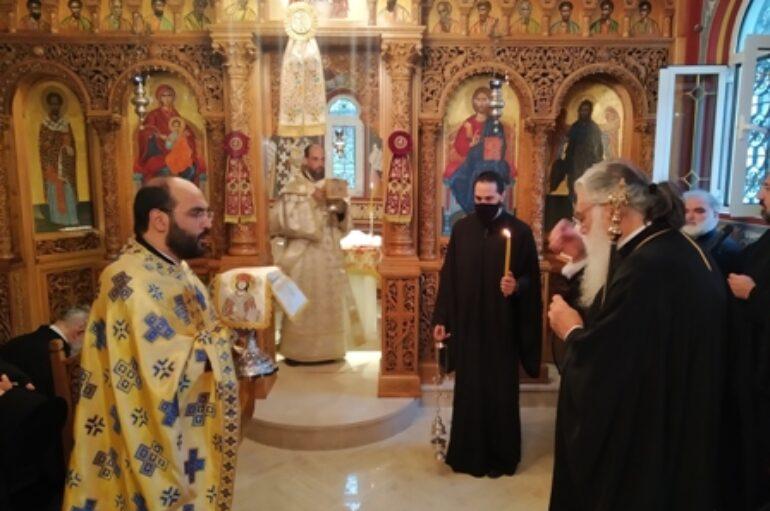 Επέτειος εις Επίσκοπον χειροτονίας του Μητροπολίτη Περιστερίου Κλήμεντος