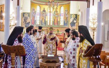 Η Αρχαιοπρεπής Θ. Λειτουργία του Αγίου Ιακώβου στην Ι. Μ. Λαγκαδά