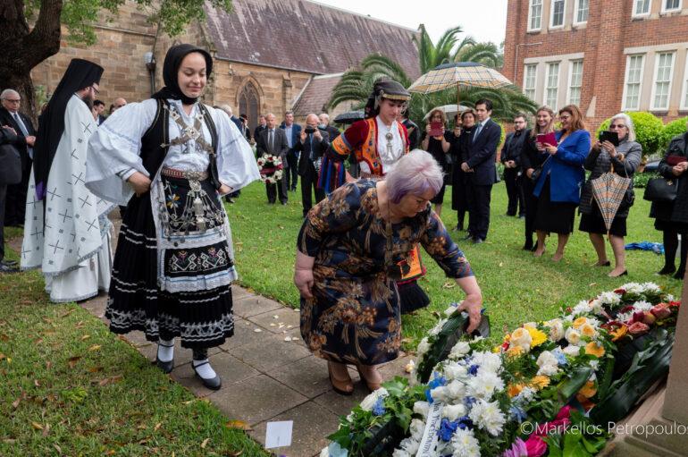 """Ο εορτασμός της 80ης Επετείου του """"ΟΧΙ"""" στο Σύδνεϋ"""